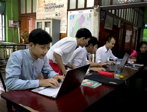 Empowered Youth as the Agents of Positive Change in Myanmar